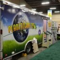 The Planet Clark demonstration trailer.